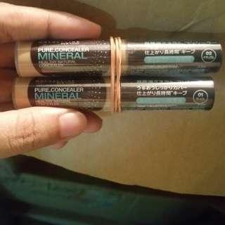 Maybeline Pure Mineral Concealer