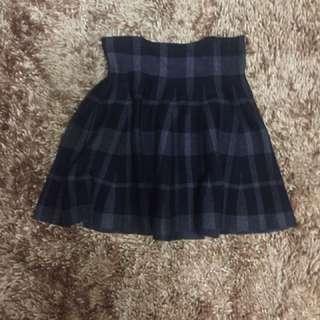 Trumpet Mini skirt