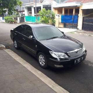 sale camry 2002 A/T type G