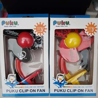 BN Puku Clip On Fan