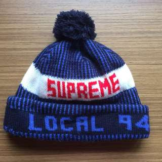 Supreme Beanie (Wtaps fragment off white the north face)