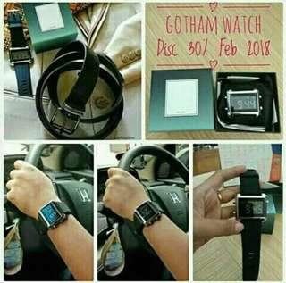 Gotham watch