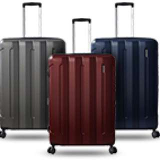 """Pierre Cardin 24"""" Luggage 8-wheel TSA Spinner"""