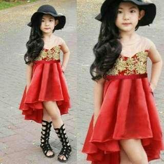 Dress Duyung Re Kids