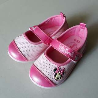 Baby Girl Shoes - Disney