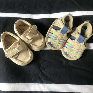 Mothercare & lovely lace Baby Shoes
