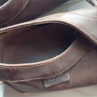 World Balance Brown Casual Shoes