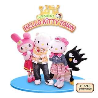 HELLO KITTY TOWN JB MALAYSIA