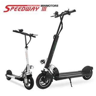Speedway 3 Speedway III SW3  (600W 52v 21ah) (Fulfills LTA PMD Criteria)