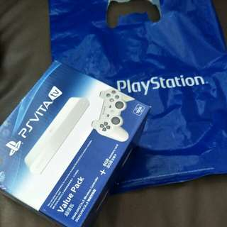 PS Vita TV Version 3.60 with free 64gb thumbdrive loaded with games