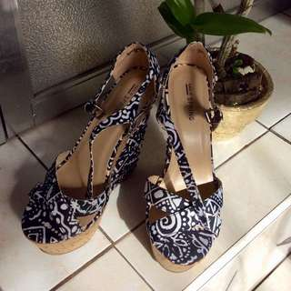 SPRING Wedge shoes