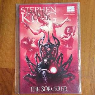 Stephen King The Dark Tower: The Sorcerer