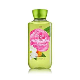 Bath & Body Works Shower Gel Sweet Magnolia and Celementine