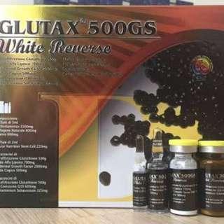 Glutax 500gs IV glutathione