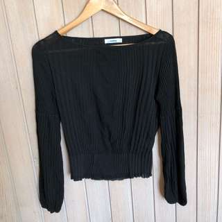 Valley Girl Knit Top