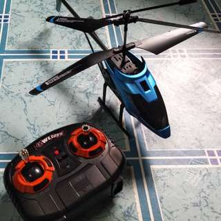 WLtoys r/c helicopter