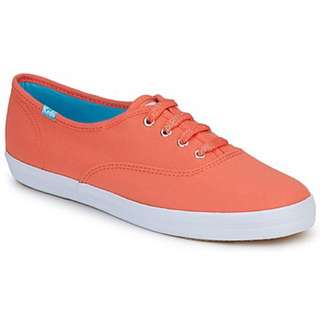 Keds Champion Sparkle Lace Melon Coral