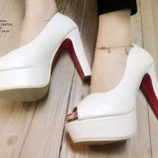 Heels shoes size : 35-39