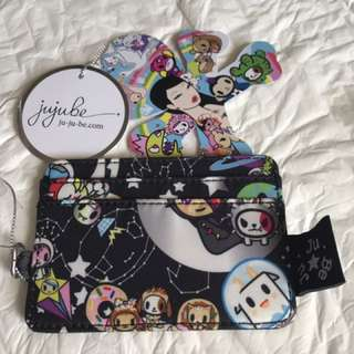 BNWT Jujube Space Place SP Be Charged