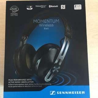 Sennheiser Momentum Wireless Black Colour