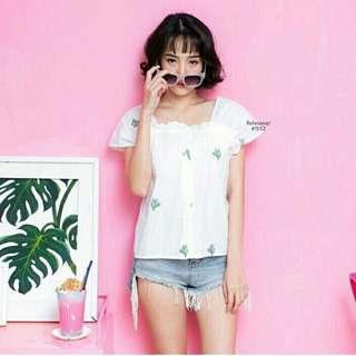 •1.6 cactus blouse