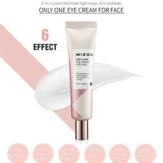 Mizon 6-In-1 Eye/Face Cream