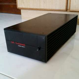Musical fidelity DR THOMAS Stereo Power Amplifier