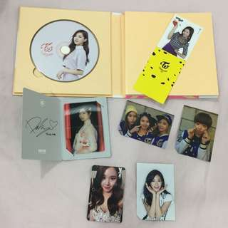 TWICE PHOTO CARDS AND CD (FOR TRADE ONLY)