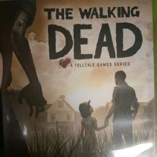 The Walking Dead Xbox Games