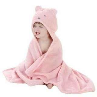 Character Hoodie Towel