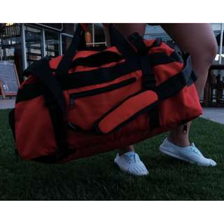Convertible backpack and duffel bag
