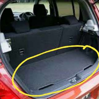 Suzuki swift boot separator