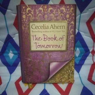 The Book of Tomorrow by Cecilia Aher