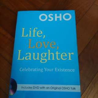 Osho: life, love, laughter
