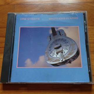 Dire Straits Brothers In Arms CD 1985