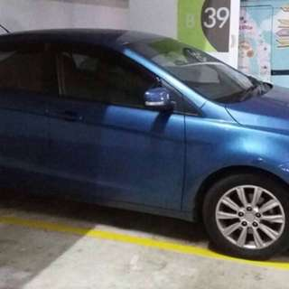 Proton Preve for monthly rent