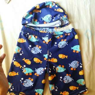 Swimming costume for boys -XL