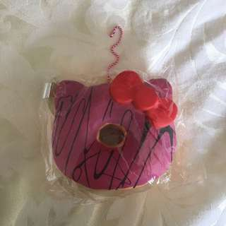 Hello Kitty Licensed Doughnut Squishy