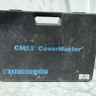 CoverMaster (Rebar detector)