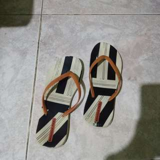 Banana peel slippers