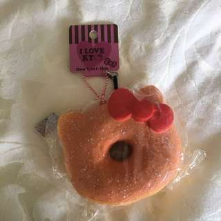 Hello Kitty Licensed Powdered Doughnut