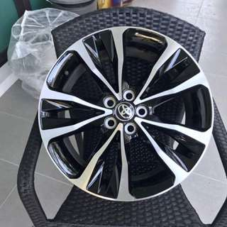 "Altis ORIGINAL RIM 17"" 5x100"