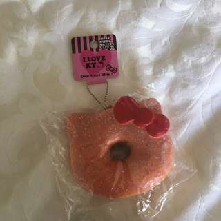 Hello Kitty Powdered Doughnut