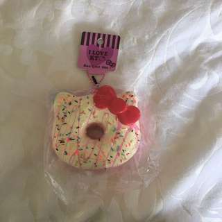 Hello Kitty Licensed Doughnut