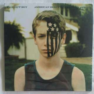 [Music Empire] Fall Out Boy - American Beauty / American Psycho CD Album