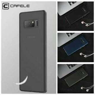 Hard Case Cafele Original Samsung Note 8 Matte PP Ultrathin