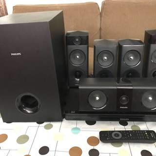 Philips Home Entertainment System HTB5510D/98