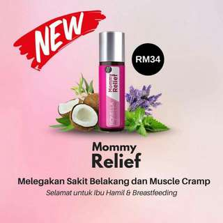 Essential Oil Mommy Relief