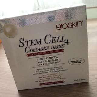 Bioskin Stem Cell & Collagen Drink