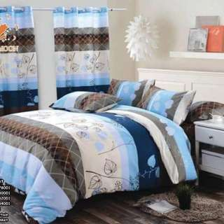 5 in 1 bedsheet size : SINGLE DOUBLE QUEEN KING